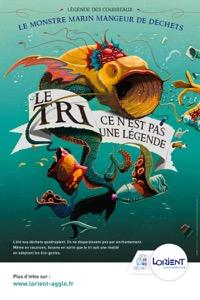Accompagnement de Lorient Agglomération dans sa communication sur sa politique gestion et prévention des déchets (2015 – 2017)