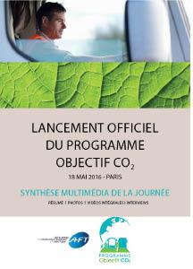 Synthèse multimédia du lancement officiel du label Objectif CO2